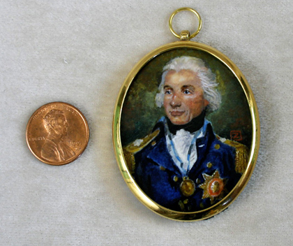 Admiral Nelson (miniature)