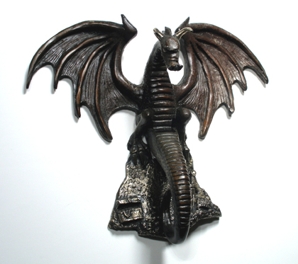 Directory images omega - Dragon door knocker ...