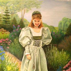 Garden Path (Character Portrait)