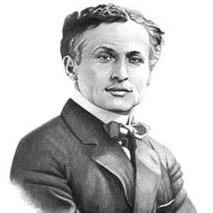 Harry Houdini (Historical Portrait)